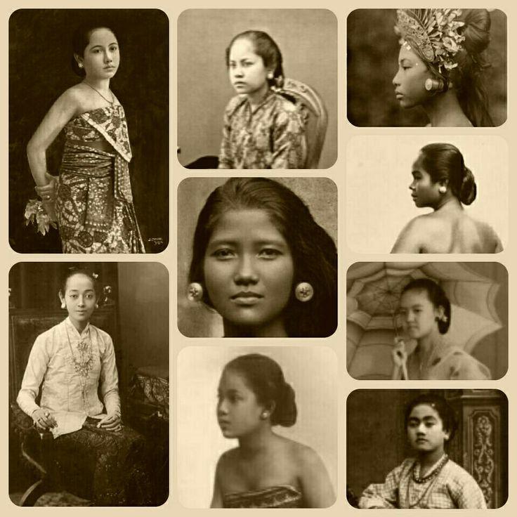 Beautiful Javanese Women
