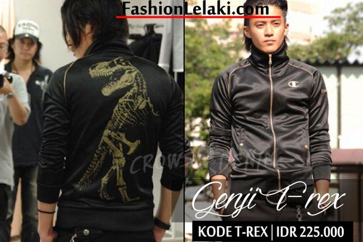 Kode : T-REX  Jacket Pria yang dibuat dengan bahan terbaik dan model yang uptodate. Alamat kami   jl. raya janti gg. arjuna no.59 karangjambe, Banguntapan, Bantul, Yogyakarta 55198   Phone : 0878 7202 3264 Pin BB : 29399D9F FB       : fashionlelaki.comhttp://www.fashionlelaki.com/jaket-crows-t-rex/