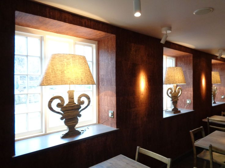 #slender #timber #lampbases perfect for #window #sill lighting