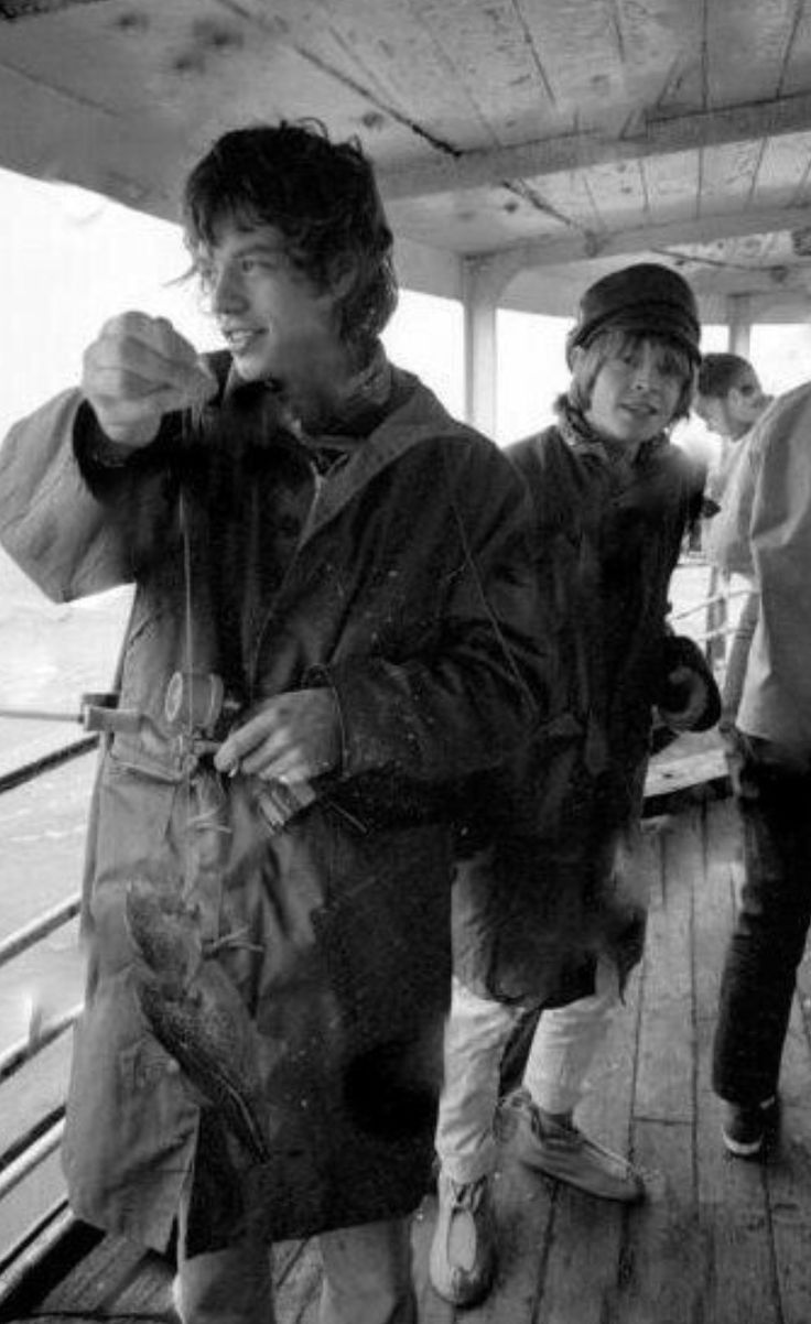 1424 best mick jagger images on pinterest the rolling stones mick mick jagger and brian jones fishing 1965 nvjuhfo Image collections