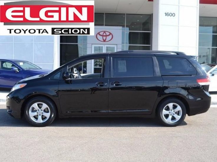 Used 2014 Toyota Sienna LE 8-Passenger in Streamwood IL 60107 - 465395028