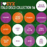 I Love ZYX: Italo Disco Collection 16 [CD]
