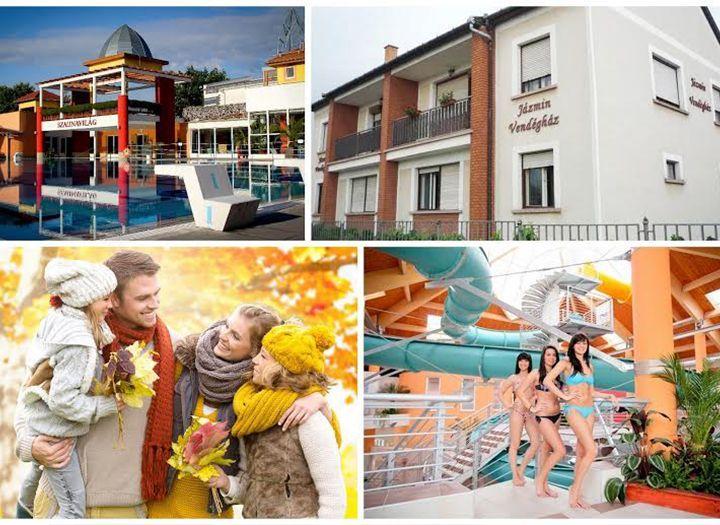 Családi wellness napok Mórahalmon - Mai utazás Belföld kupon