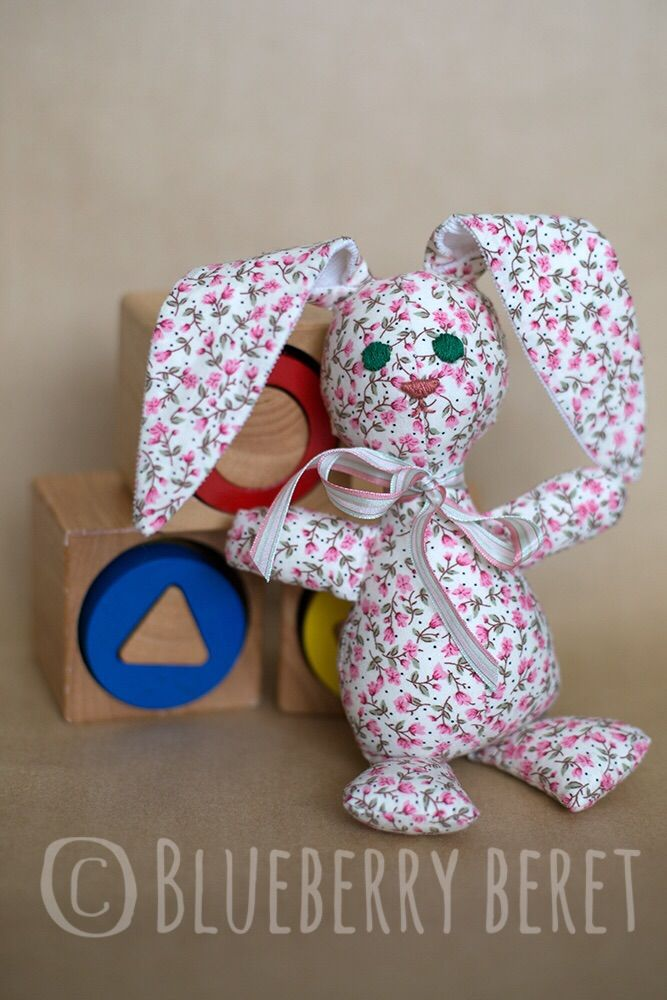 Bella - 23cm Bunny  Listing is for 1x Ragdoll Bunny  Bella   Height 23cm (plus 15cm floppy ears...   https://nemb.ly/p/E1Lpvnlt_ Happily published via Nembol