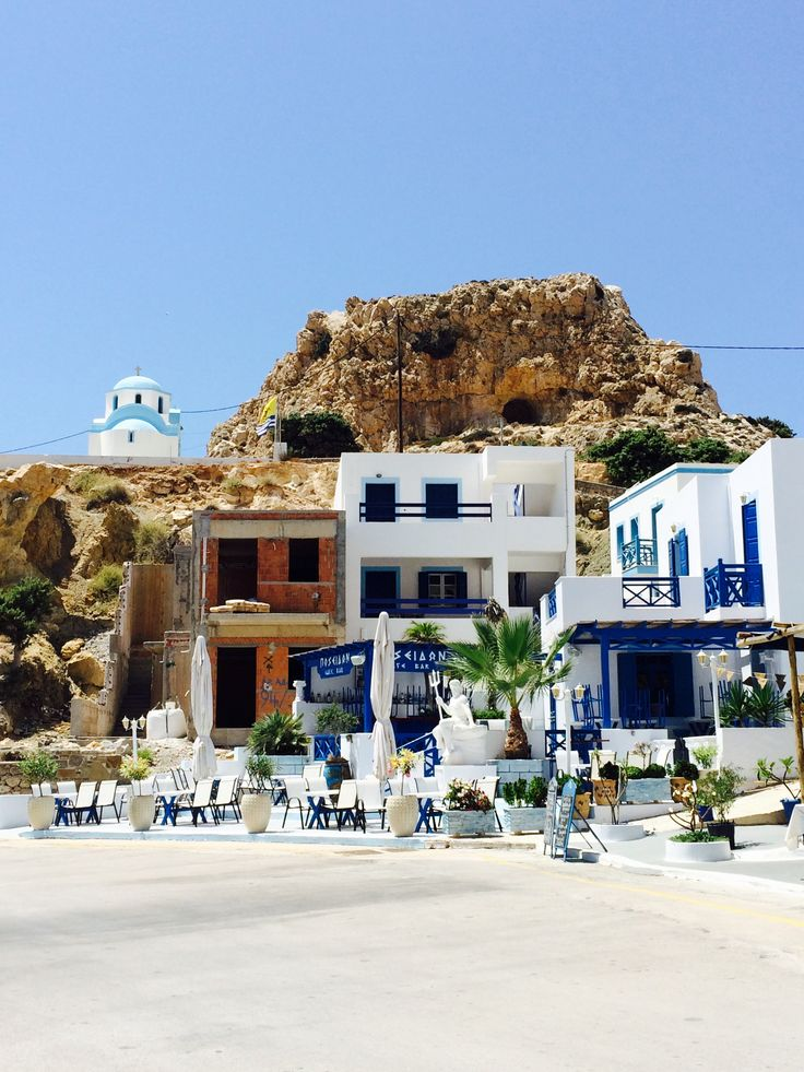 Karpathos Greece Foiniki