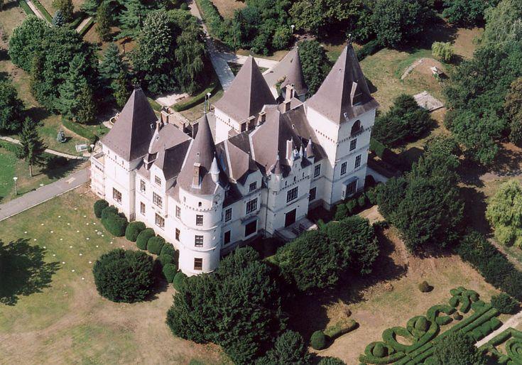 Andrássy mansion, Tiszadob, Hungary
