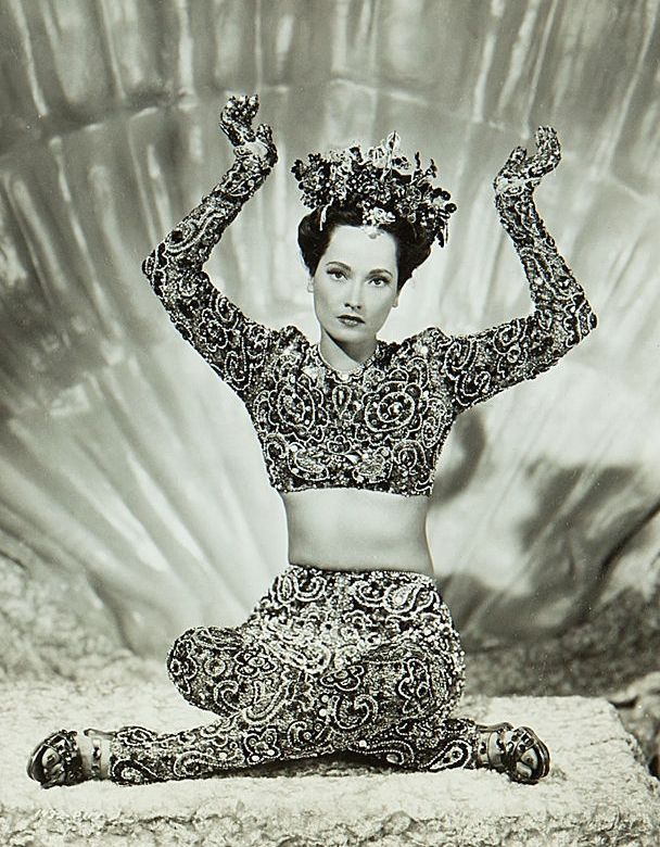 Merle Oberon -  and everyone should have this!