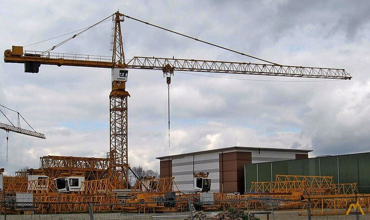 A slice of our crane industry history building