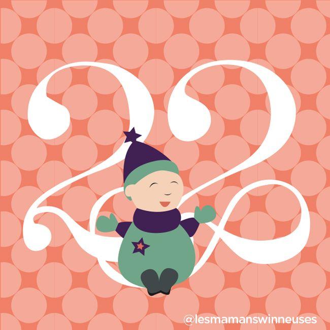 bébé heureux illustration numéro 22