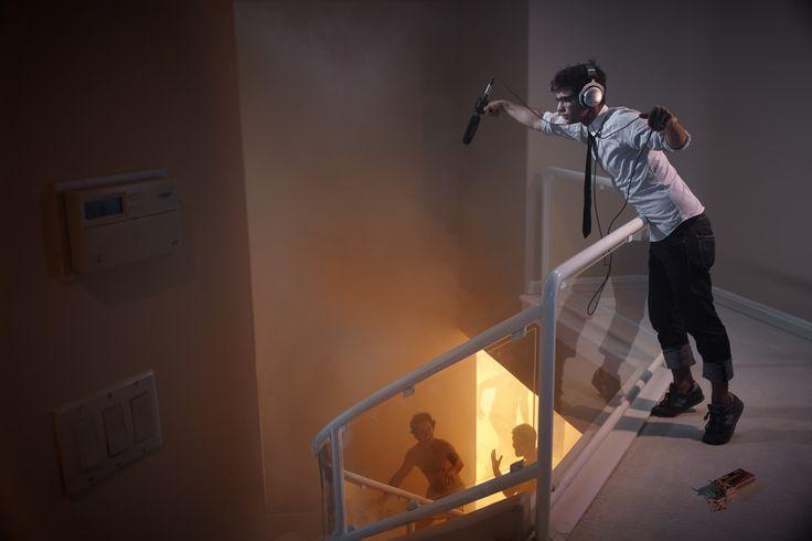 Dan Busta - Los Angeles based photographer: The Angel