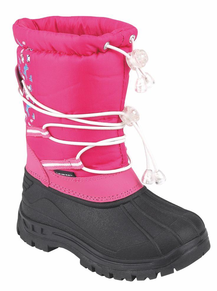LOAP  Dětské zimní boty ASTRAY velikost 28-35