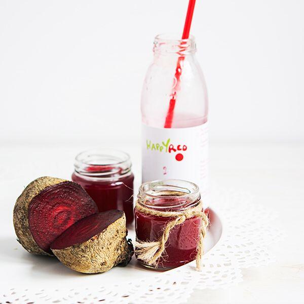 #HappyRed - Drink n.2 of #DetoxHappyBody www.rawcoco.ro