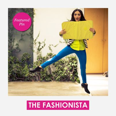 Are you The Fashionista this year? Featured Pin! #KiplingSweeps #KiplingSweeps