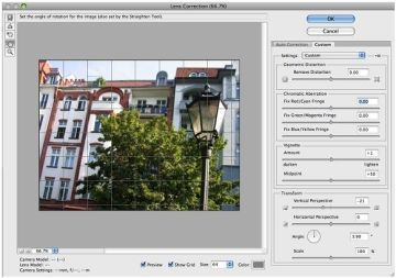 How to Correct a Distorted Image in Photoshop