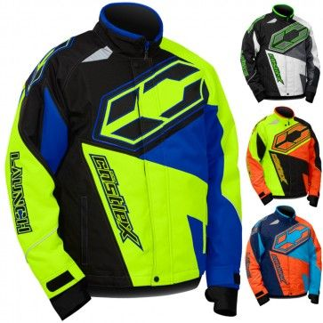 Castle X Launch SE G4 Youth Boys Snowmobile Sled Skiing Winter Jackets