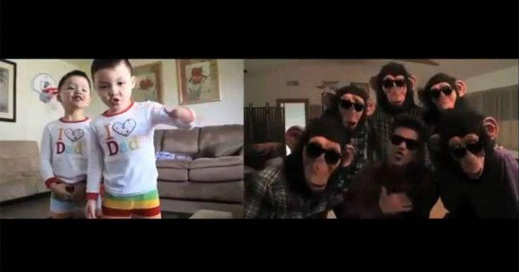 """Justin y Jeremy son dos niños que se han hecho famosos en youtube por subir videos en los que ellos dos protagonizan diferentes canciónes, ya sea bailando, acompañados de un juego de baile, o bien, imitando videos musicales de diferentes artistas. Su más grande éxito hasta ahora, ha sido esta parodia de uno de los videos del cantante Bruno Mars, parodiando su canción """"The Lazy Song"""" (La canción del flojo) en la que describe porque ese día no quiere hacer nada. Ellos adoptan cada movimiento…"""
