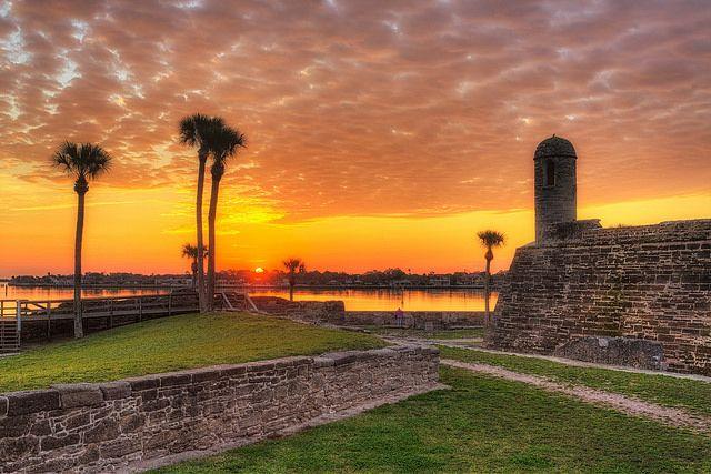 4. Castillo de San Marcos, St. Augustine