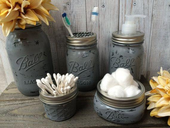 VOUS CHOISISSEZ VOTRE COULEUR ***    Ajoutez une touche de charme rustique à votre salle de bains ou la cuisine avec nos ensembles adorable
