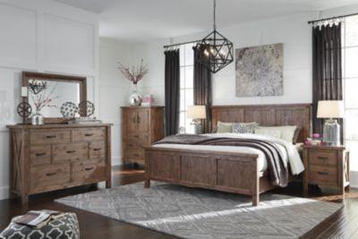 Ashley Tamilo 4-Piece Queen Bedroom Set