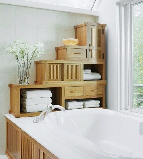 16 Smarta lösningar för små badrum - Sköna hem