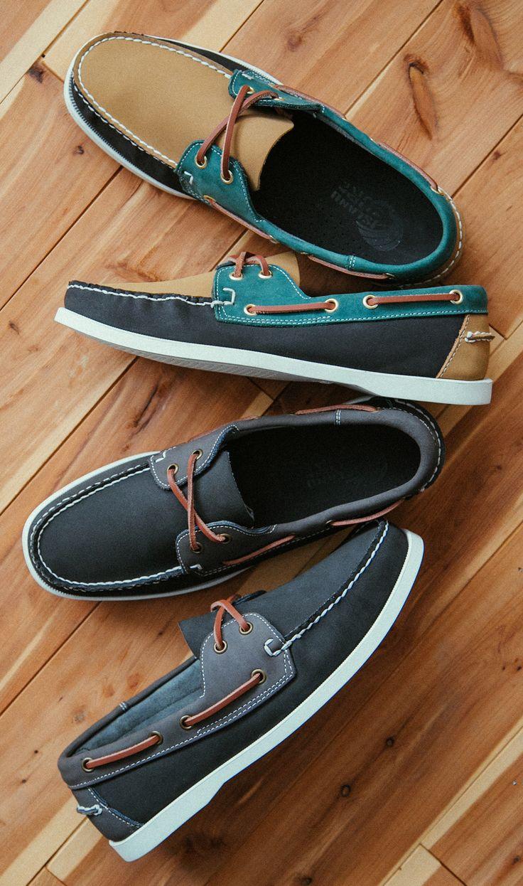 Island Surf Company - Dixon Boat Shoe