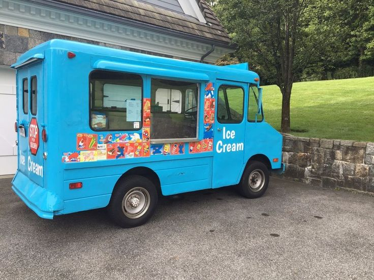 Superior OLD FASHIONED ICE CREAM TRUCK FOR SALE!! GREAT BUSINESS $ (check Out  Photos!)
