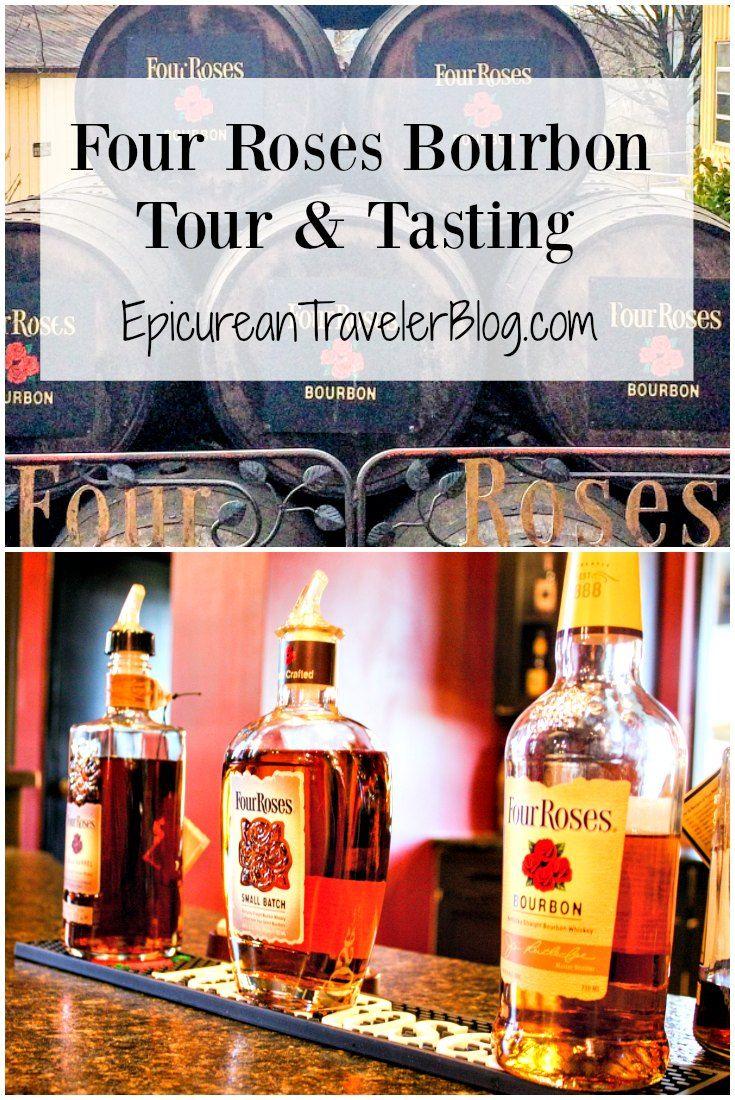 Four Roses Bourbon Tour and Tasting via EpicureanTravelerBlog.com