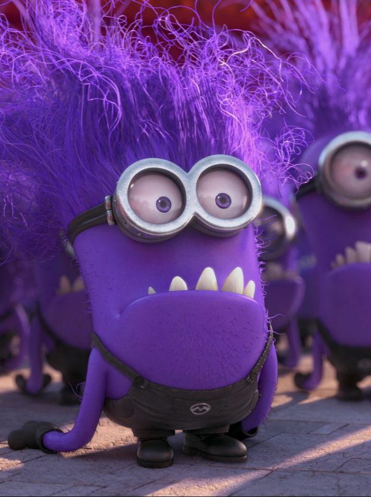 этом злой фиолетовый миньон картинка можете выбрать