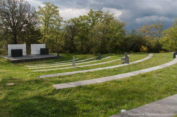 Tra arte e natura: il Parco Sculture del Chianti - http://www.frammentiditoscana.it/parco-sculture-chianti-pievasciata/