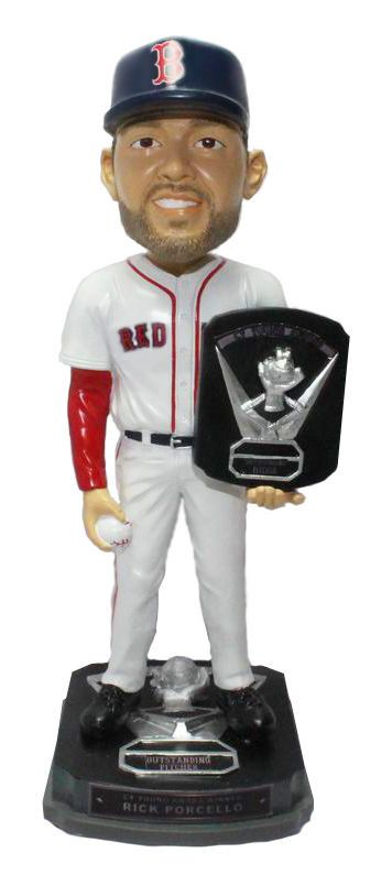 Rick Porcello Boston Red Sox 2016 Cy Young Bobble Head