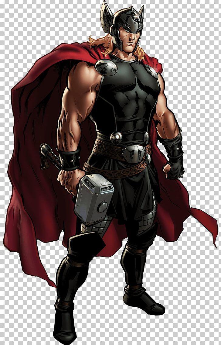 Marvel Avengers Alliance Thor Captain America Jane Foster Marvel Comics Png Action Figure Allianc Marvel Avengers Alliance Thor Comic Art Avengers Alliance
