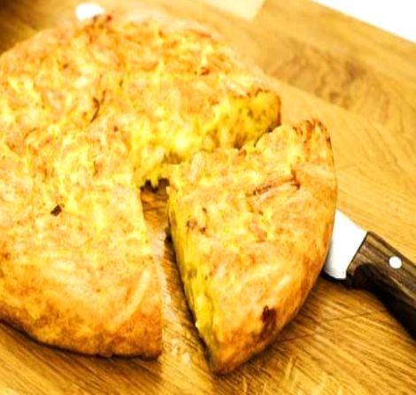 Spansk tortilla finner du over alt på spanske kafeer og tapasbarer. Følger du instruksene nøye, og holder tunga rett i munnen, kan du fryde deg over en rett som fryder tunga. Her kommer oppskrift på Spansk tortilla. http://www.spania24.no/oppskrift-spansk-tortilla/