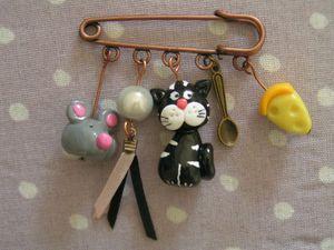 03 - bijoux - Boutons, bobines etc...