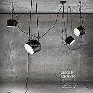 Pendant Three Lights 220V Metal Fashion Simple Mo... – BRL R$ 1.318,22