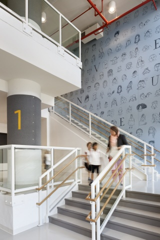 Avenues The World School Chelsea Manhattan Ny By Perkins Eastman Learn Pinterest And