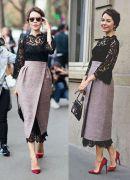 Выкройка юбки зауженной с запáхом 40-52 - Уровень сложности шитья простой – выкройка для начинающих, освоивших пошив прямой юбки.   Фасон подходит только стройным девушкам с неширокими бёдрами.