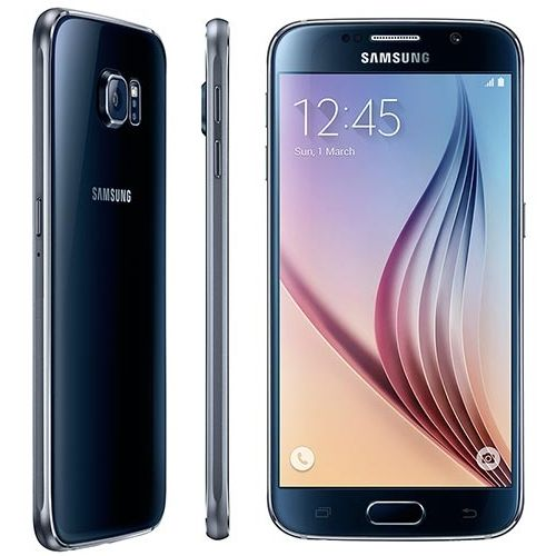 Samsung G920F Galaxy S6 32GB Cep Telefonu (Siyah)