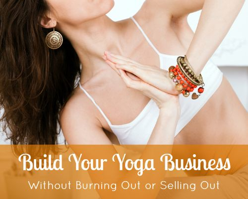 How to start offering private yoga lessons� even if you don�t think you�re �ready.�