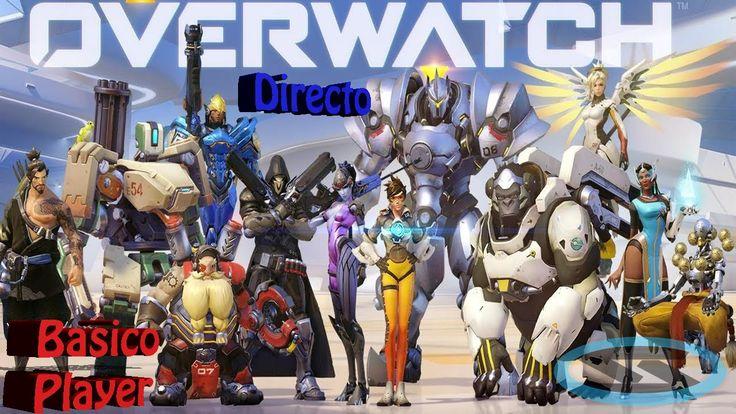 Overwatch Gameplay Español | PC HD | Free to play | DIRECTO #158