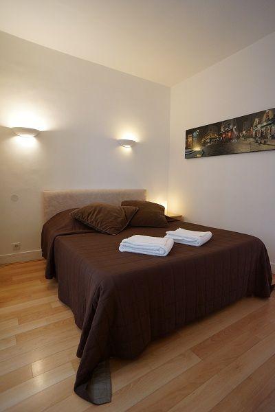 Valmy apartment Bedroom