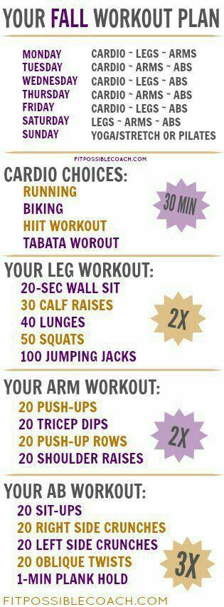 Workouts yay!!!