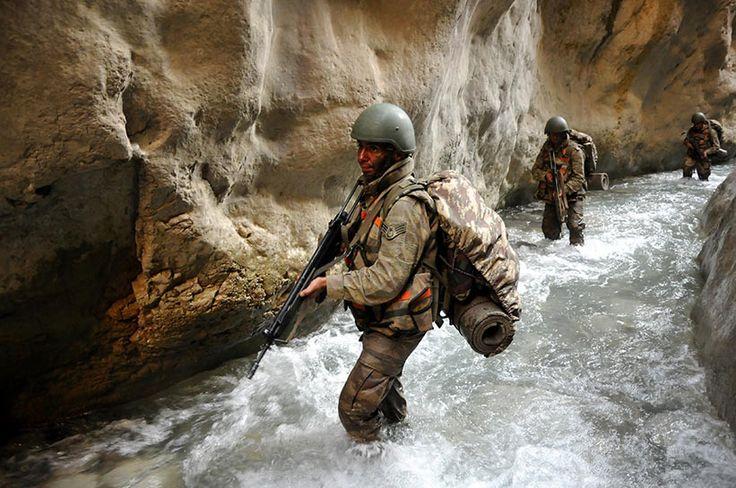 Turkish Soldier.