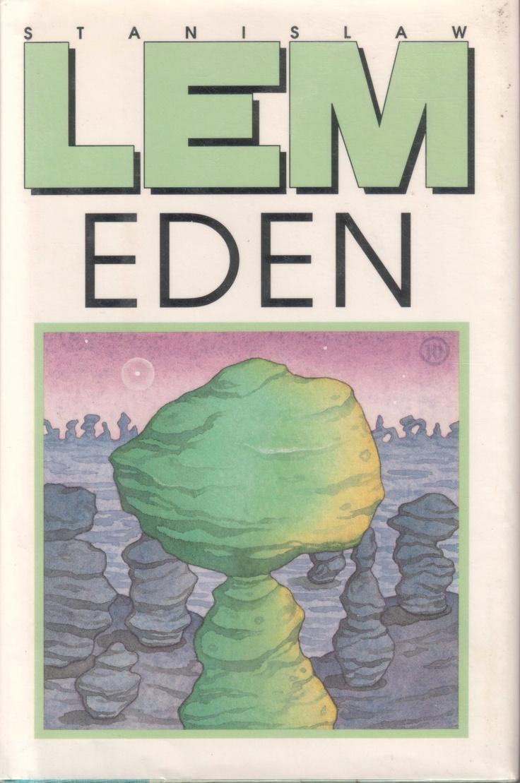 Currently Reading: Stanislaw Lem - Eden
