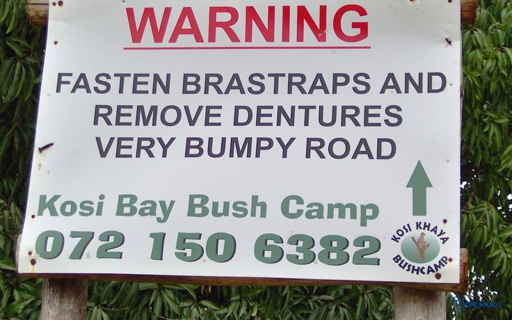Kosi Bay Bush Kamp - Kosi Bay South Africa