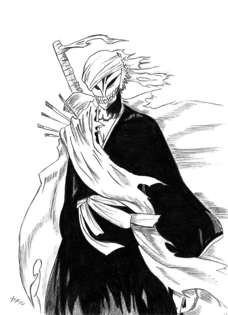 Kurosaki Ichigo 3 by yachiru1312 on deviantART