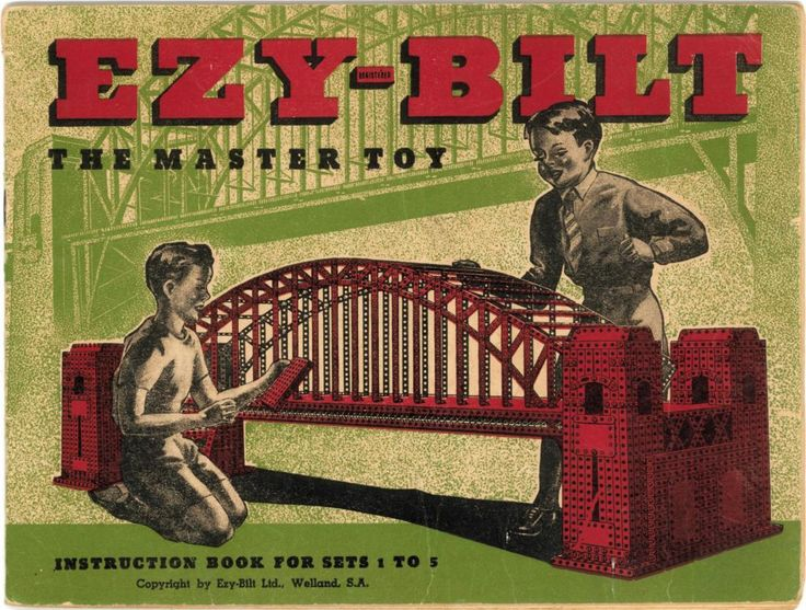 Ezy-Bilt Ltd catalogue