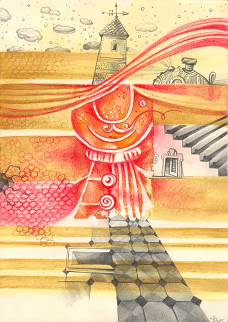 szuflada z rysunkami: Królestwo księcia
