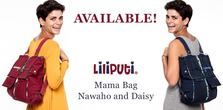 Mama Bag | Diaper Bag for babywearing| Liliputi®