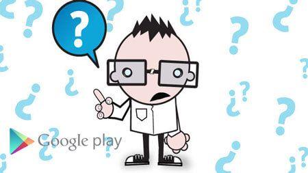 As dúvidas mais comuns sobre Play Store