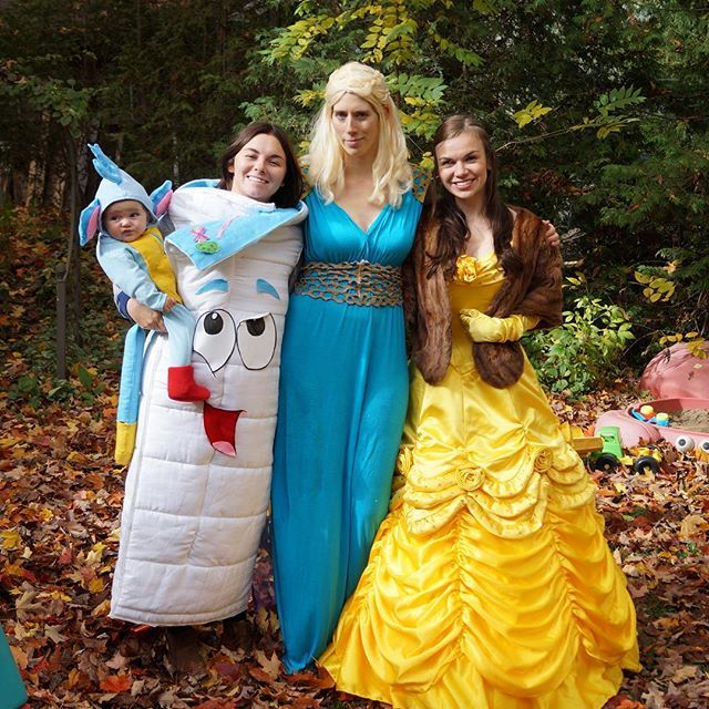 friends who dress up together stay together - Judy Moody Halloween Costume